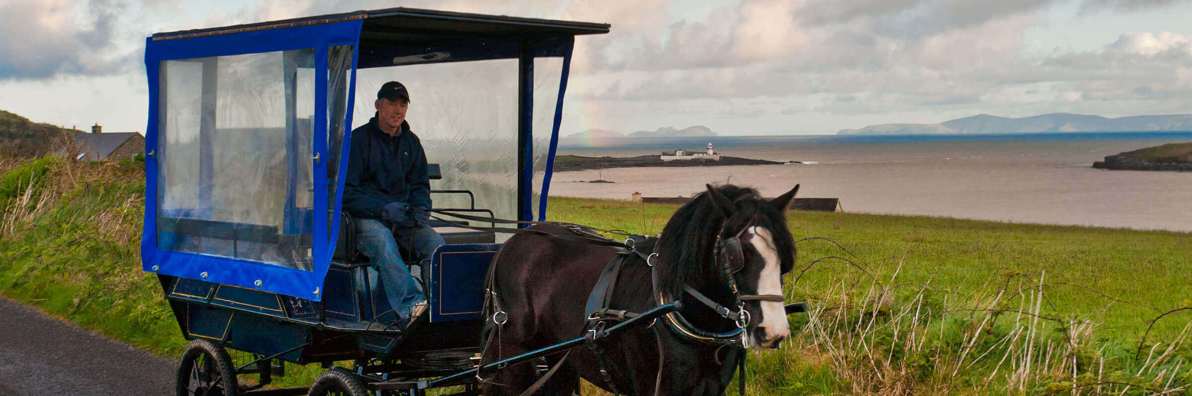 Valentia Lighthouse Carriage Tours | Explore the Wild Atlantic Way | Valentia Ice Cream